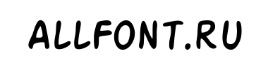 Czcionka Action Man